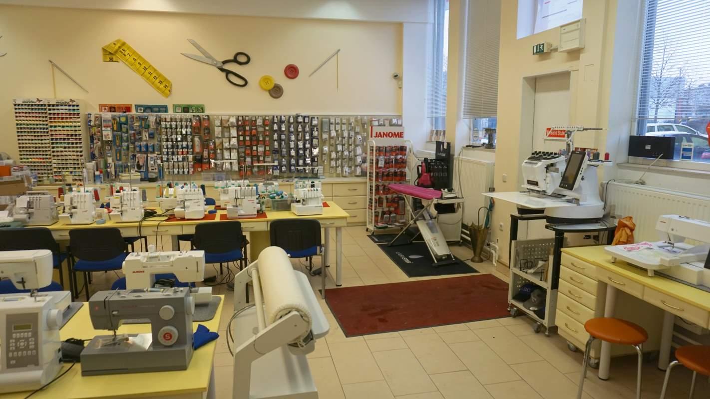 Naehmaschinen Center Berlin  NAEHMASCHINENCENTERDE ~ Nähmaschine Center