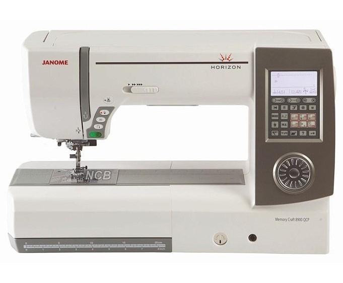 JANOME MC 8900 QCP