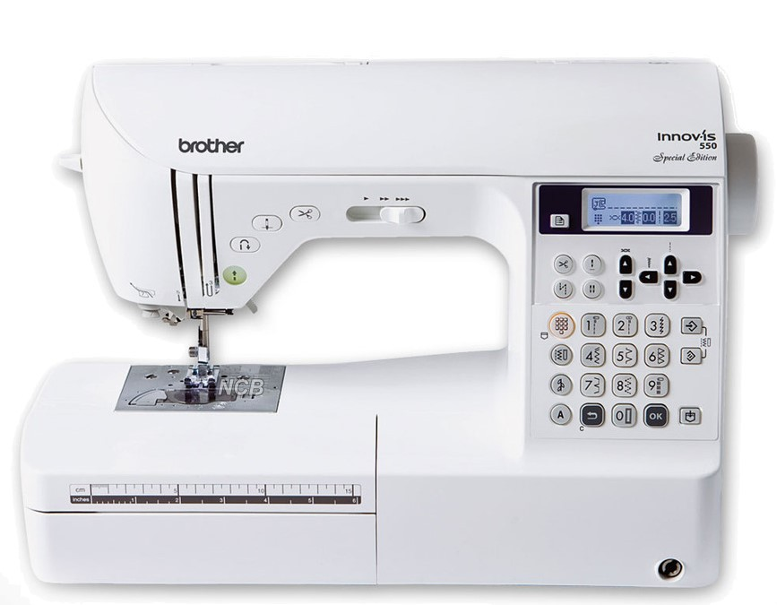 BROTHER Innov-is 550 SE