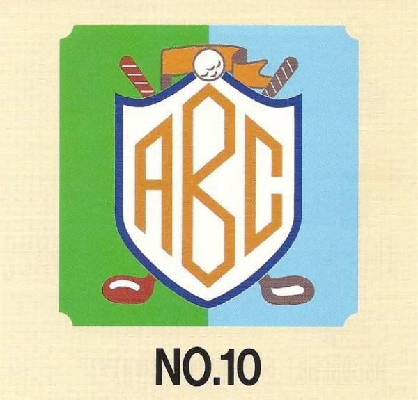 BROTHER Stickmusterkarte Nr. 10 Buchstaben und Siegel