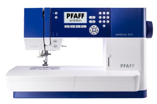 PFAFF Ambition 610 inkl. PFAFF-Box gratis