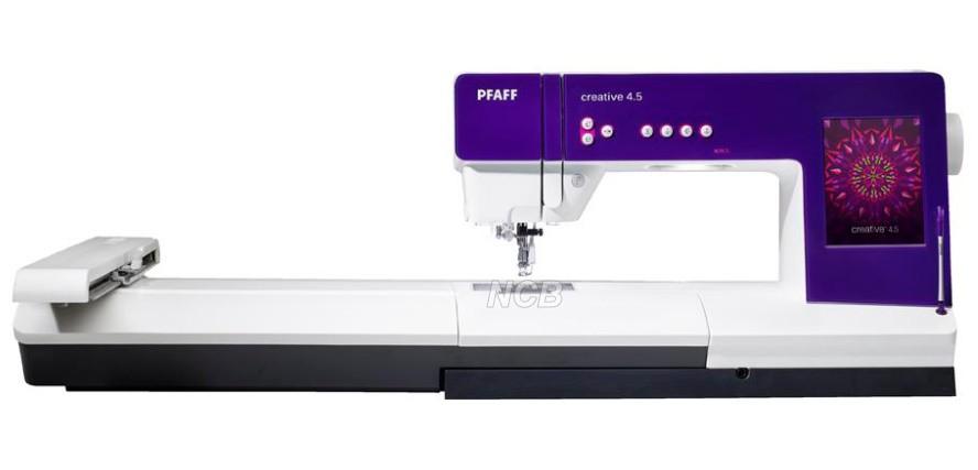 PFAFF Creative 4.5 inkl. Standard-Stickeinheit Ausstellungsgerät