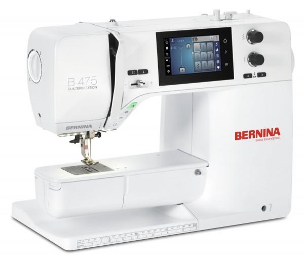 BERNINA 475 QE