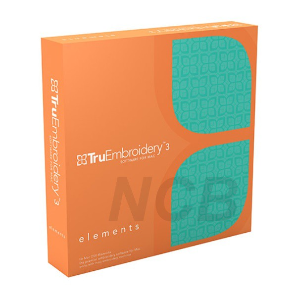 TruEmbroidery 3 Elements for Mac®