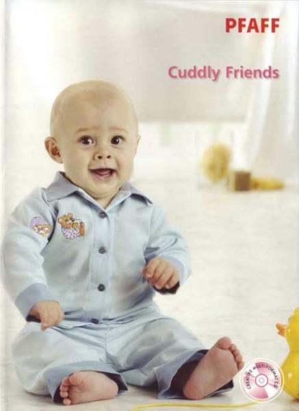 PFAFF Multiformat CD Cuddly Friends 357