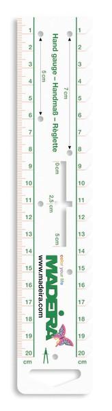 MADEIRA Handmaß 20cm