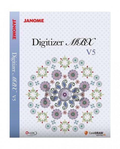 JANOME Digitizer V5