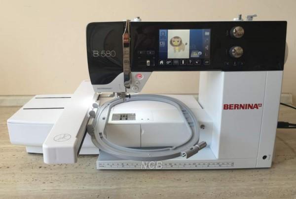 BERNINA 580 mit Stickmodul Ausstellungsgerät