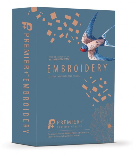 Premier + Embroidery