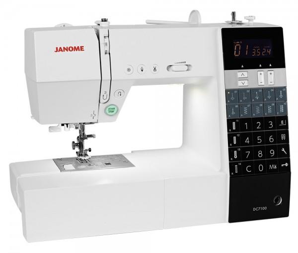 JANOME DC 7100 Ausstellungsgerät