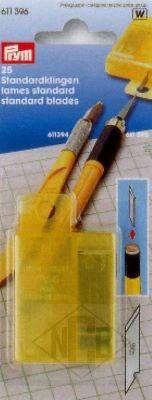 PRYM Ersatzklingen für Zieh- und Doppelmesser
