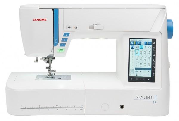 JANOME Skyline S9 Ausstellungsgerät