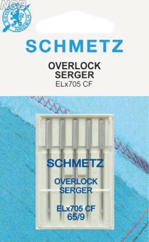 Nadeln für Overlock und Coverlock