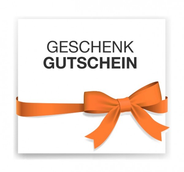 Geschenkgutschein im Wert von 500,00 EUR