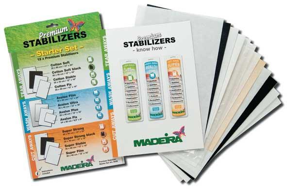 MADEIRA Stabilizer Starter-Set