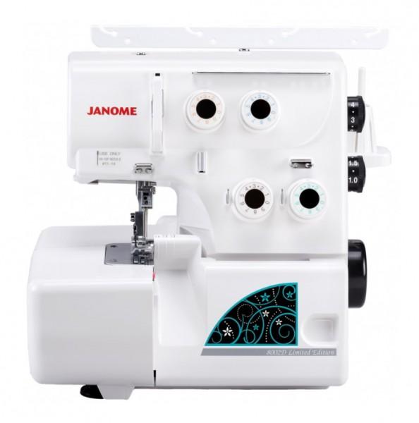 JANOME My Lock 8002 LE Ausstellungsgerät