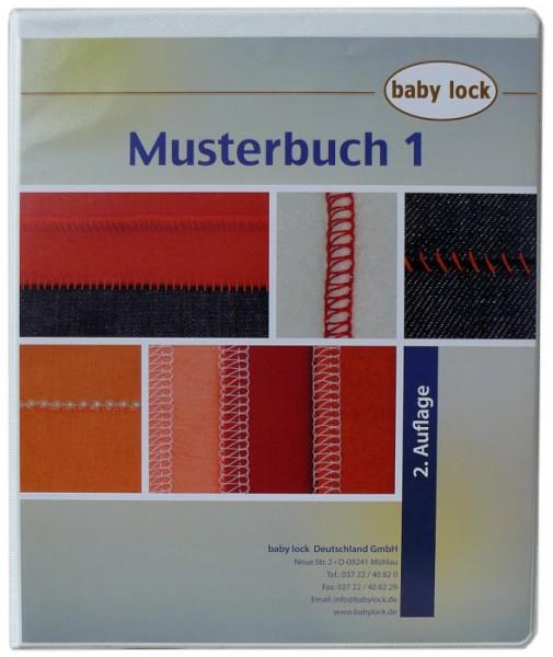 BABY LOCK Musterbuch 1