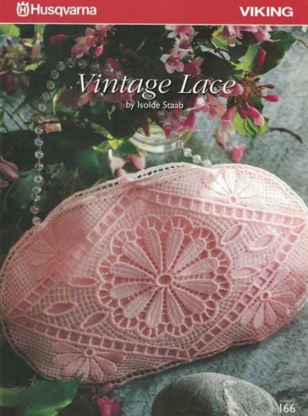 HUSQVARNA VIKING Multiformat CD Vintage Lace