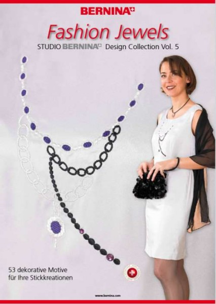 BERNINA Fashion Jewels Vol. 5