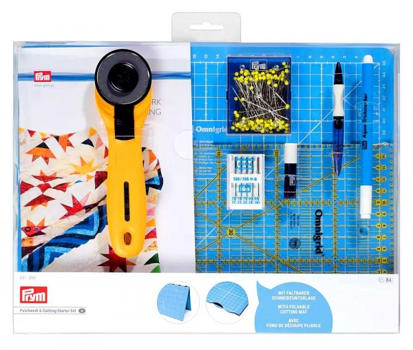 PRYM Patchwork & Quilting Starter Set