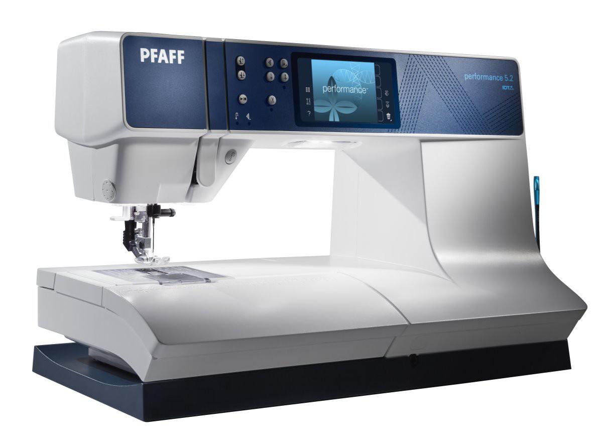 PFAFF performance 5.2 - Sonderfinanzierung