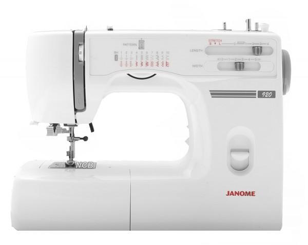 JANOME 920 Sondermodell
