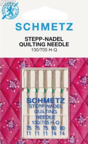 Stepp-/Quilt-Nadeln