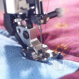 PFAFF 1/4 Inch Quilt- und Patchworkfuß mit Kantenführung