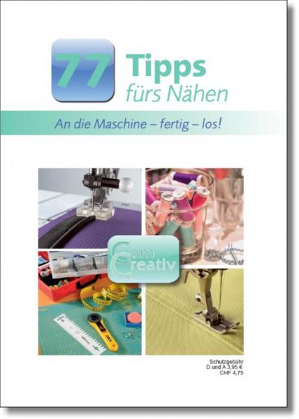 77 Tipps fürs Nähen