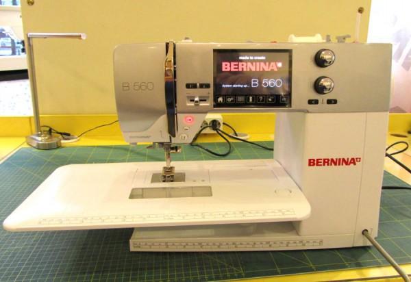 BERNINA 560 mit Stickmodul Ausstellungsgerät