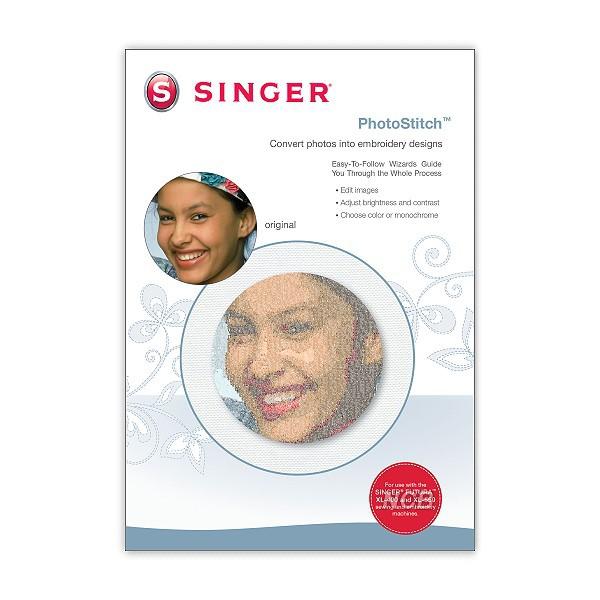SINGER PhotoStitch