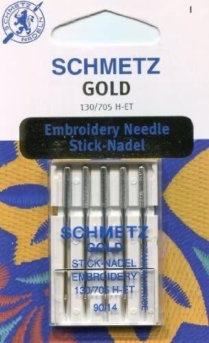 Gold Titanium Sticknadeln