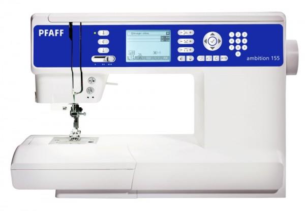 PFAFF Ambition 155 Limited Edition Gebrauchtgerät