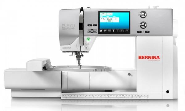 BERNINA 570 Quilters Edition mit Stickmodul