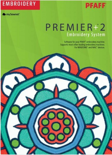 Premier+ 2 Embroidery