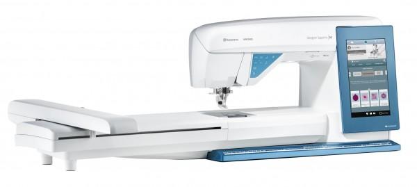 HUSQVARNA VIKING Designer Sapphire 85 mit Stickmodul