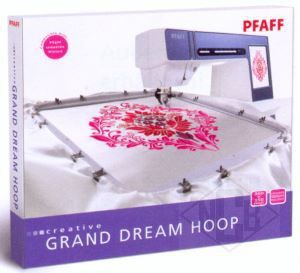 PFAFF Creative Grand Dream Hoop 360 x 350 mm