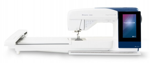 HUSQVARNA VIKING Designer Brilliance 80 inkl. Software