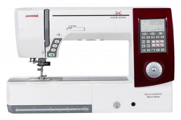JANOME MC 8900 QCP SE