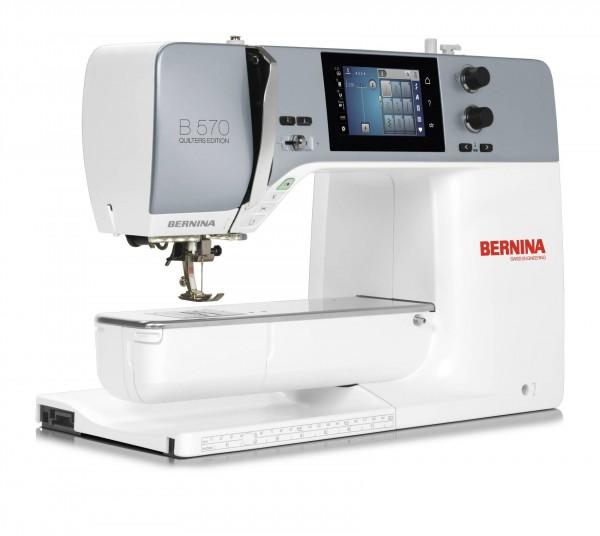 BERNINA 570 QE ohne Stickmodul