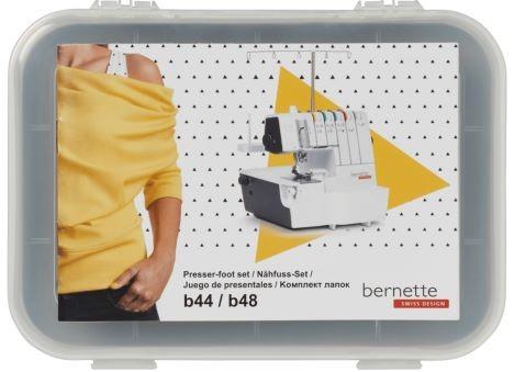 BERNETTE Nähfuss-Set für b44 und b48