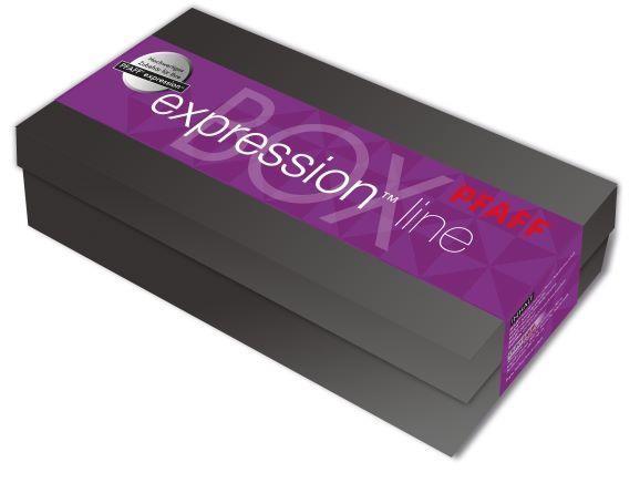 PFAFF Expression line Zubehör-Box