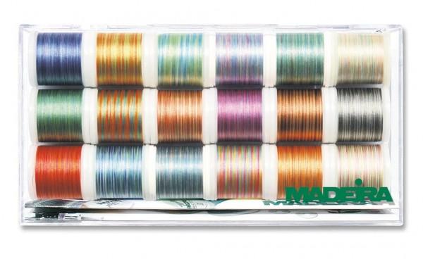 MADEIRA Stickbox Polyneon Multicolor