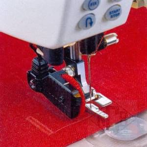 HUSQVARNA VIKING Knopfloch Sensorfuß