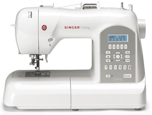 SINGER Curvy 8770 mit Schnelleinfädelsystem