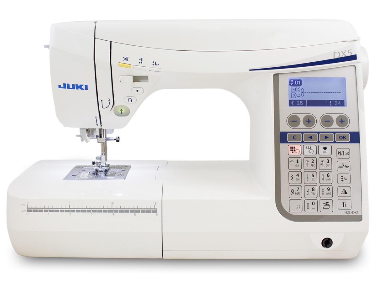 JUKI HZLDX5 Nähmaschine  NAEHMASCHINENCENTERDE ~ Nähmaschine Center