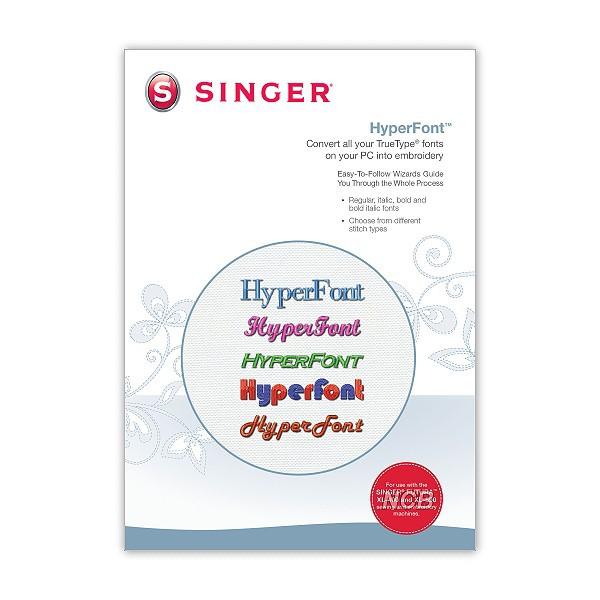 SINGER HyperFont