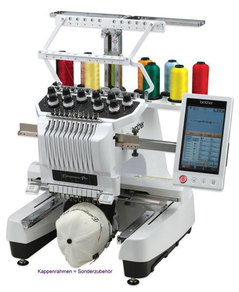 BROTHER PR 1000e - Stickmaschine mit 10 Nadeln