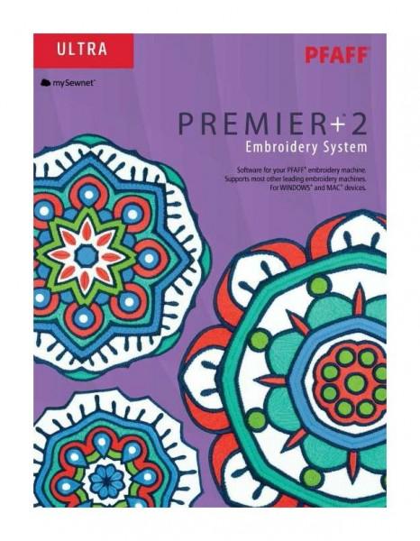 PFAFF Premier + 2 Ultra Full System