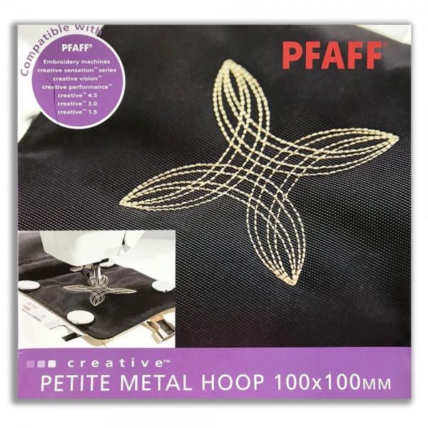PFAFF Petite Metal Hoop 100 x 100 mm